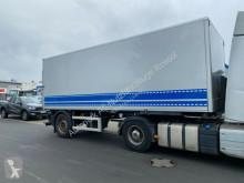 Ackermann box semi-trailer KS-F9/73E Koffer LBW Dautel