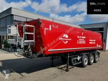 Schmitz Cargobull SKI 24 SL 8.2 /Liftachse /Alu-Felgen / ca. 33m3 semi-trailer used tipper