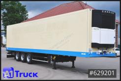 Schmitz Cargobull SKO24, Carrier 1850 Doppelstock, semi-trailer used refrigerated