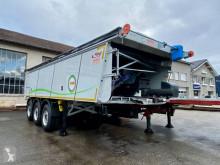 Semitrailer flak Fliegl ASS 372 FOND POUSSANT CALORIFUGE