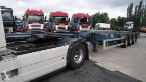Naczepa LAG 45' pieds do transportu kontenerów używana