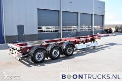 Semitrailer containertransport Fliegl SDS 420 | 2x20-30-40-45ft HC * LIFT AXLE * DISC BRAKES