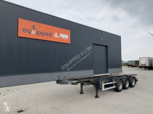 LAG container semi-trailer 20FT/30FT, BPW, ADR (EXII, EXIII, FL, OX, AT), ALCOA, empty weight 3.750kg