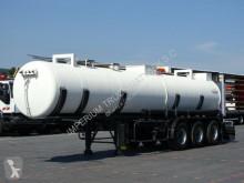MAISONNEUVE /TANK TRAILER - 21 900 LITERS / semi-trailer used tanker