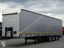 Kögel tarp semi-trailer CURTAINSIDER / STANDARD / VARIOS/LIFTED ROOF&AXL