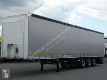 Semitrailer flexibla skjutbara sidoväggar Schmitz Cargobull CURTAINSIDER /STANDARD /LIFTED AXLE/ COILMULD-9M