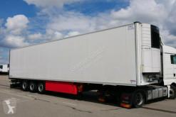 Schmitz Cargobull hűtőkocsi félpótkocsi SKO 24/BI TEMP / CARR VECTOR 1950 MT/DS / BLUMEN