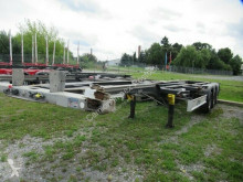 Trailer chassis Fliegl Cont Chassis auszihebar Gooseneck