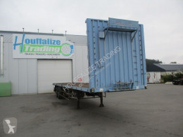 Semi remorque plateau Fruehauf platform - drum brakes/freins tambour