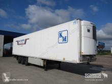 Félpótkocsi Schmitz Cargobull Tiefkühler Fleischhang használt izoterm