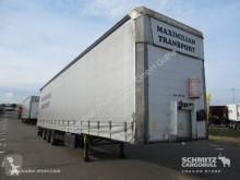 Semirremolque lonas deslizantes (PLFD) Schmitz Cargobull Varios Curtainsider