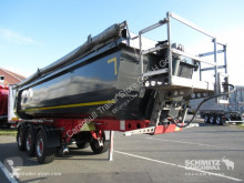Schmitz Cargobull billenőkocsi félpótkocsi Kipper Stahlrundmulde 24m³