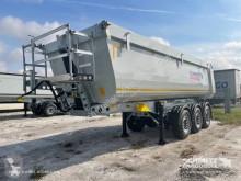 Félpótkocsi Schmitz Cargobull Kipper Stahlrundmulde 29m³ használt billenőkocsi