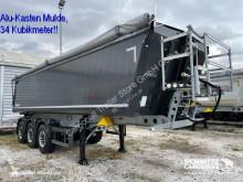 Semitrailer flak Schmitz Cargobull Kipper Alukastenmulde 34m³