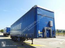 Semi reboque Schmitz Cargobull Semitrailer Curtainsider Standard Hayon cortinas deslizantes (plcd) usado