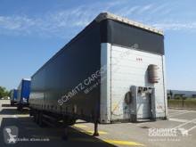 Félpótkocsi Schmitz Cargobull Semitrailer Curtainsider Standard használt függönyponyvaroló