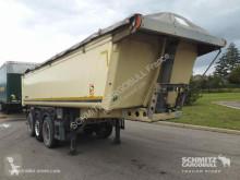 Semi reboque basculante Schmitz Cargobull Semitrailer Tipper Alu-square sided body 24m³