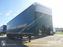 Návěs Schmitz Cargobull Semitrailer Curtainsider Standard posuvné závěsy použitý