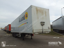 Semi remorque fourgon Samro Semitrailer Dryfreight Standard Porte relevante