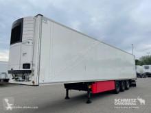 Schmitz Cargobull izoterm félpótkocsi Tiefkühler Multitemp Doppelstock Trennwand