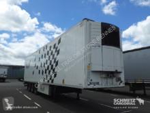 Semirremolque Schmitz Cargobull Semitrailer Reefer Mega Double étage Hayon frigorífico usado