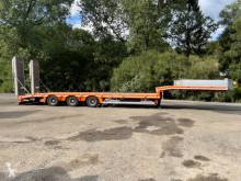 Faymonville heavy equipment transport Max trailer 100