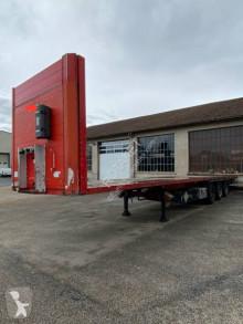 Schmitz Cargobull flatbed semi-trailer Plateau