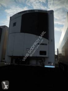 Chereau mono temperature refrigerated semi-trailer 3 ESSIEUX AIR