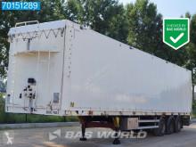 Semi reboque Kraker trailers CF-C Hydraulic Side Opening Liftachse piso móvel usado