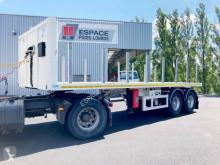 Trax heavy equipment transport semi-trailer TS2D