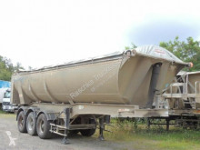 Benalu Alukipper ca. 22 cubic*Blattfederung* Auflieger gebrauchter Kipper/Mulde