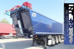 Trailer Menci semirimorchio vasca ribaltabile 38m3 tweedehands kipper graantransport