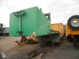 Semitrailer Castera Non spécifié maskinbärare begagnad