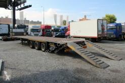Semiremorca Schmitz Cargobull SPL 24/L, 8x STANCHION, DRIVE-UP/DOWN RAMPS, TOP platformă second-hand
