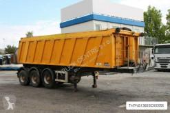 Schmitz Cargobull tipper semi-trailer NS 136, 26 CBM, HARDOX, AXLES SAF, LIFT AXLE