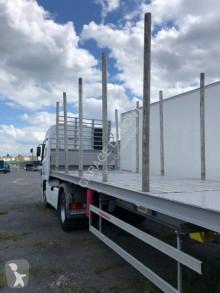 Kässbohrer flatbed semi-trailer SPB