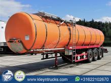 Kässbohrer tanker semi-trailer BITUMEN l4bh,32000ltr