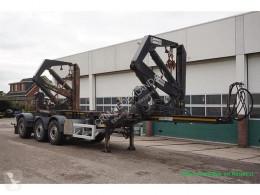 Semitrailer containertransport Hammar Side Loader 160HC / 45ft. Multi