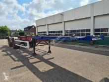 Semi remorque porte containers Schmitz Cargobull Container chassis 2-assig 40ft. Full Steel