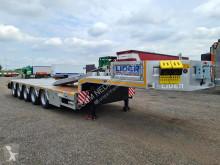 Semirremolque portamáquinas Lider LD07, 5 axle, 100 ton