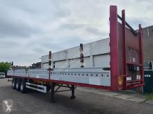 Semirremolque caja abierta Pacton T3 004, Hückepack, Aluminium boards, ROR