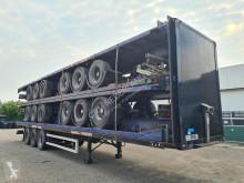 Trailer Montracon / air suspension / ROR tweedehands platte bak
