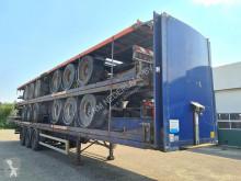 Naczepa Montracon / air suspension / ROR platforma używana