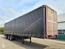 Semi remorque rideaux coulissants (plsc) Floor FLO-17-28S / / 12 tires!