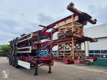 Semitrailer HFR SB24 / 40ft / 20ft/ 2x 20ft/ Highcube containertransport begagnad