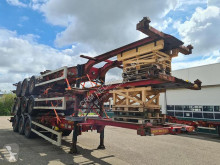 Semirimorchio portacontainers HFR SB24 / 40ft / 20ft/ 2x 20ft/ Highcube