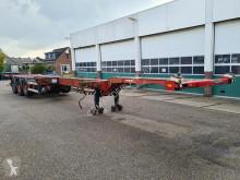 Návěs D-TEC MT3L Container chassis / 45ft. Multi nosič kontejnerů použitý
