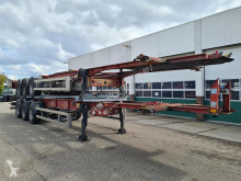 Semi remorque porte containers Turbo's Hoet S/00123 Container chassis 45ft. / 40ft.
