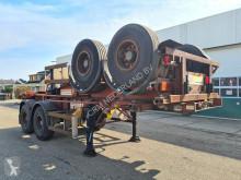 Semirremolque portacontenedores CS20/2 Container chassis 20ft.