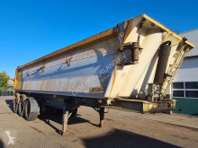 Yarı römork Benalu Tipper 30m3 / Aluminum damper ikinci el araç